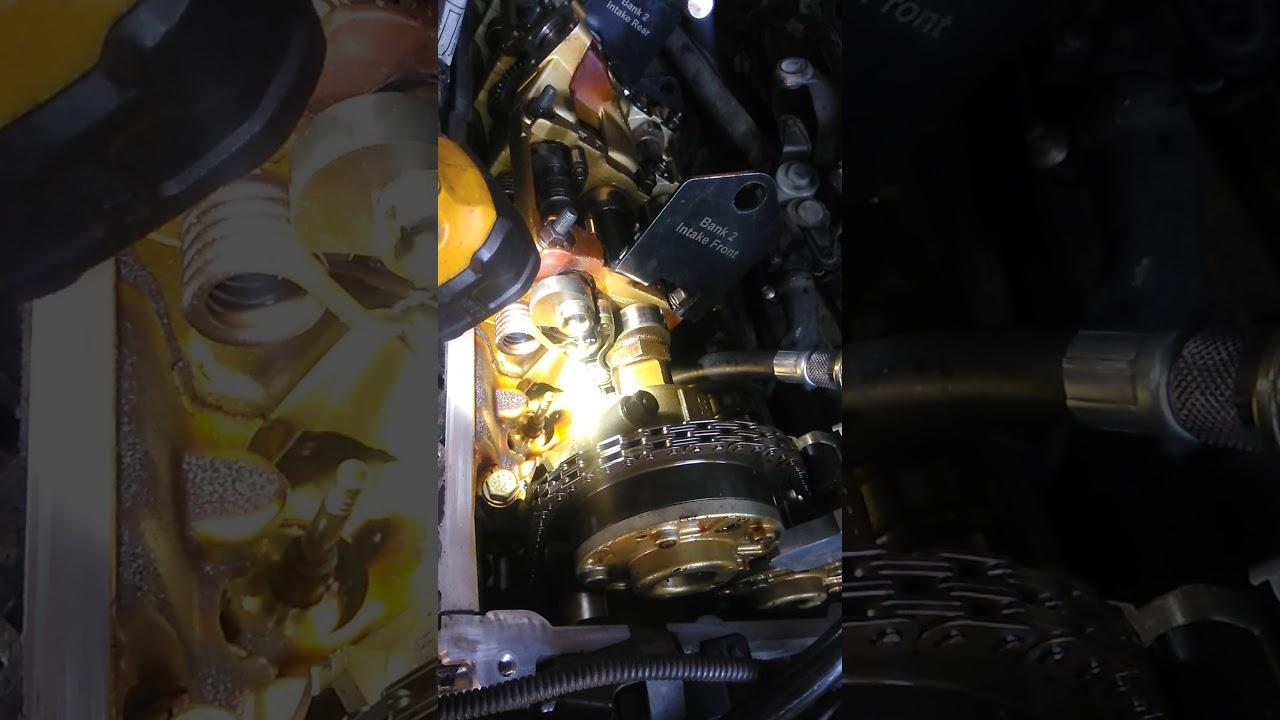 Bmw 750li smoking n62 valve stem seals