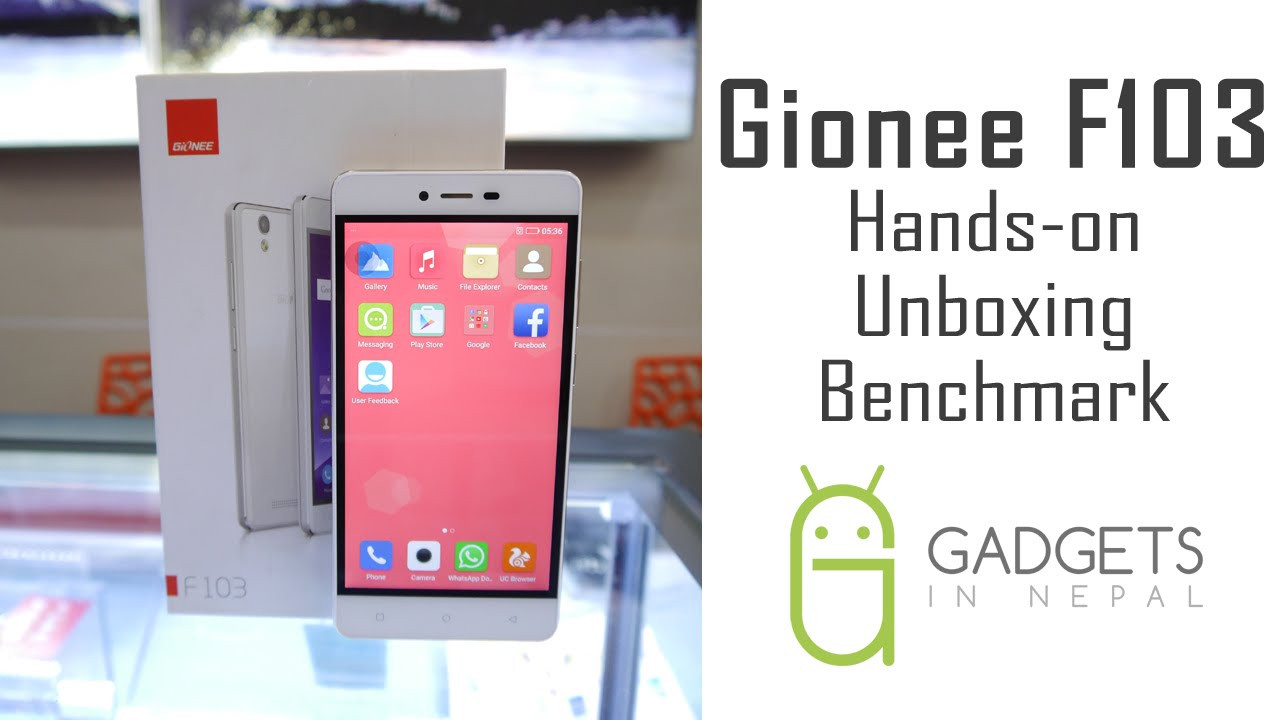 Gionee F103 Price In Nepal | Gadgets In Nepal