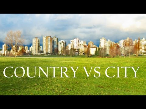 Country Vs City