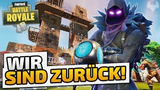 Wir sind zurück! - ♠ Fortnite Battle Royale ♠ - Deutsch German - Dhalucard