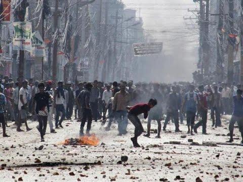 Nepal Police movement against Madheshi