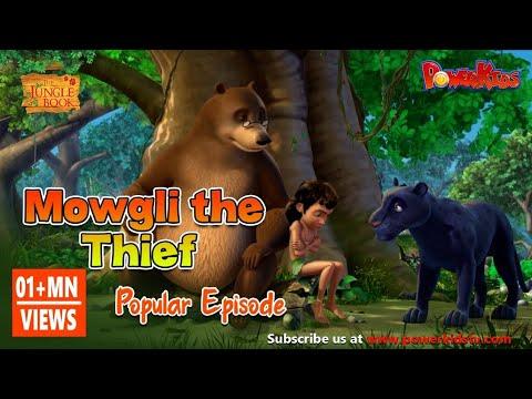 Jungle book Season 2 Episode 6 Mowgli the...