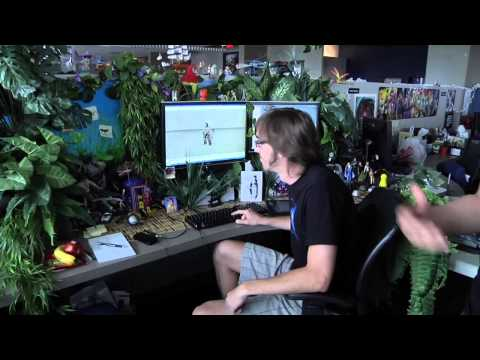 Darksiders II - Vigil Games Studio Tour