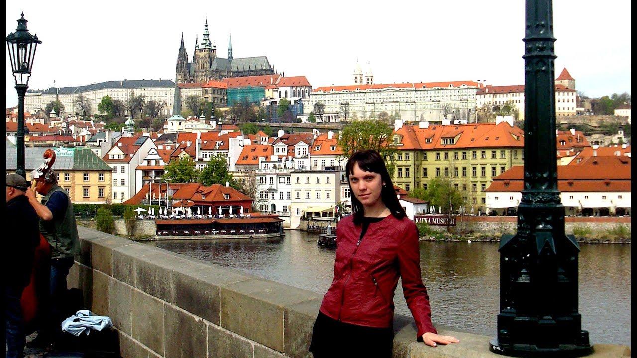 чешские женщины на улице смотреть онлайн
