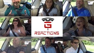 2017 Tesla Model S P100D Launch Mode Reaction Compilation