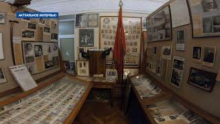 Какие реликвии хранит Народный музей истории театра имени Луначарского?