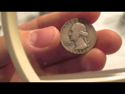 Silver Pickups: Coin Shop Purchase