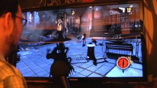 NeverDead E3 2011 Gameplay