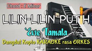 Download Lagu LILIN-LILIN PUTIH - Evie Tamala Dangdut Koplo KARAOKE rasa ORKES Yamaha PSR S970 mp3