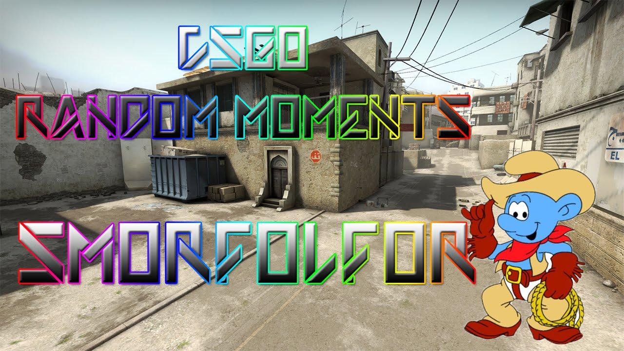CS:GO Random Moments Eps.4 ! SMOLFOLFOR !!!