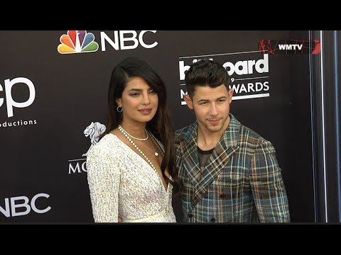 Nick Jonas, Priyanka Chopra arrive at 2019 Billboard Music Awards