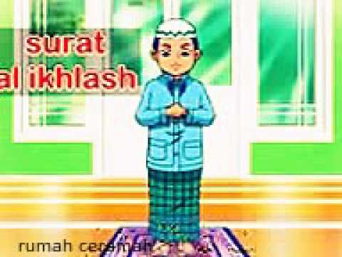 Download 940  Gambar Animasi Orang Sholat Jumat HD Terbaru