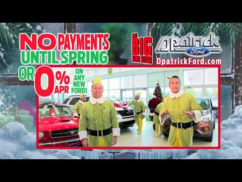 D Patrick Ford Explorer Holidays 15 HD