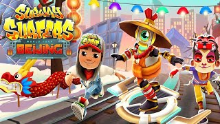 Subway Surfers World Tour 2020 - Beijing Run Gameplay