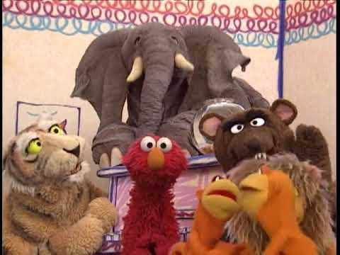 Elmo S World Wild Animals Ending And Credits Interactv