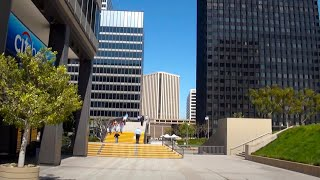 Century City in Los Angeles, California