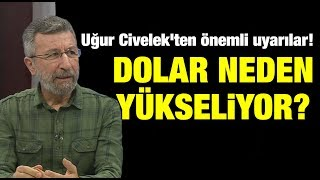 Halkın Ekonomisi- 24 Nisan 2019- Uğur Civelek- Murat Şahin- Ulusal Kanal (Dolar neden yükseliyor)