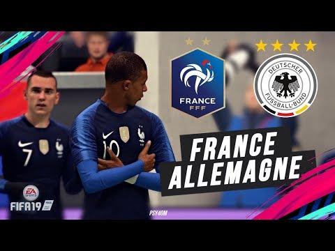 FIFA 19 - FRANCE / ALLEMAGNE - Mercedes Benz Stadium