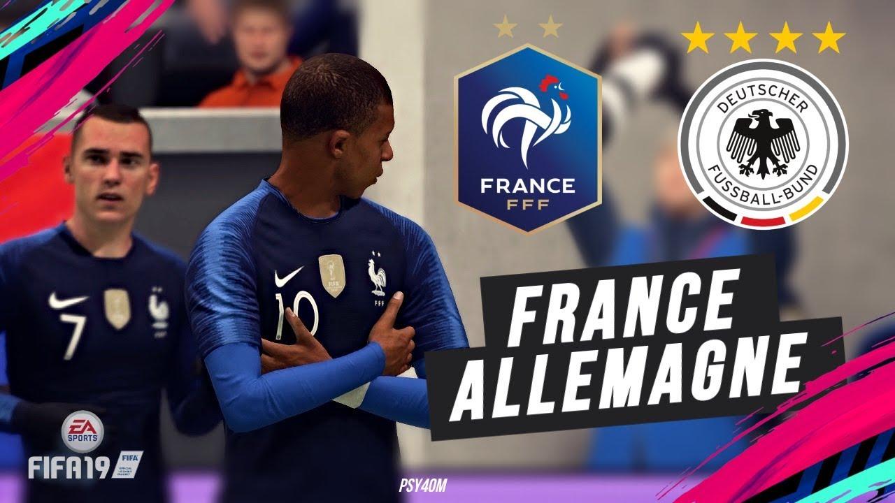 Download FIFA 19 - FRANCE / ALLEMAGNE - Mercedes Benz Stadium