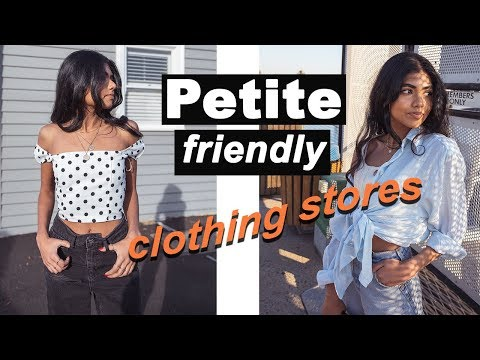 Top 10 Petite Girl Friendly Online Fashion Stores