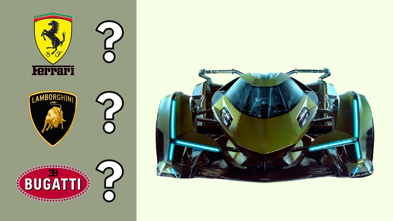 Download Guess The Concept Car Brand By Front Side | Car Logo Quiz.