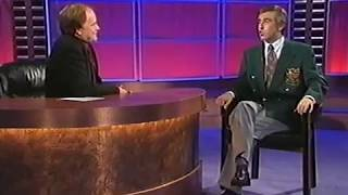 Alan Partridge & Joanna Lumley interviews (Clive Anderson All Talk, 1997)