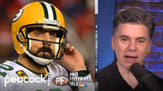 What would it take to get unhappy Aaron Rodgers out of Green Bay? | Pro Football Talk | NBC Sports