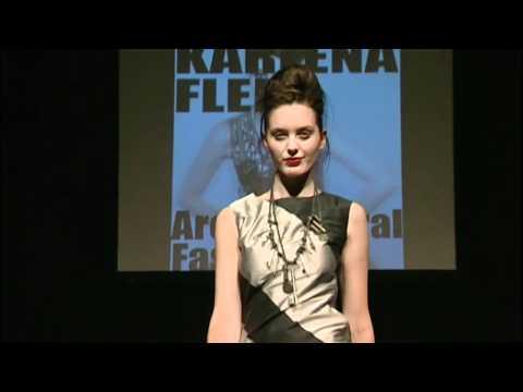 University of Derby Fashion Show 2010