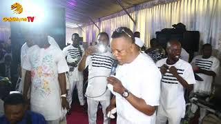 GLITZ, & GLAMOUR OF GANI ADAMS' 51ST BIRTH AS ALAAFIN OF OYO, MC OLUOMO, PASUMA AND TOP OBAS ATTEND