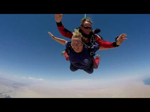Skydive4Fun Namibia Swakopmund - Samantha Wilde