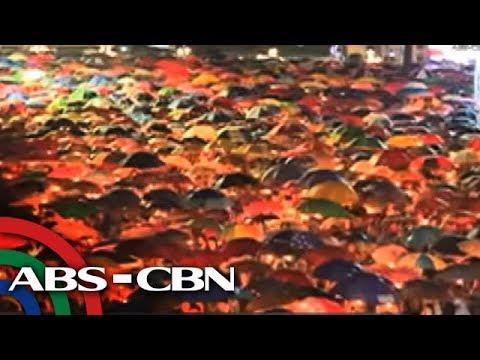 Libo-libong deboto sa Cebu, nakiisa sa 'Walk with Mary' at 'Traslacion'