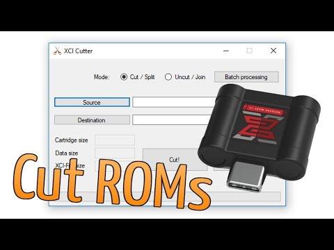 Switch] How To Trim/Split ROMs - YouTube