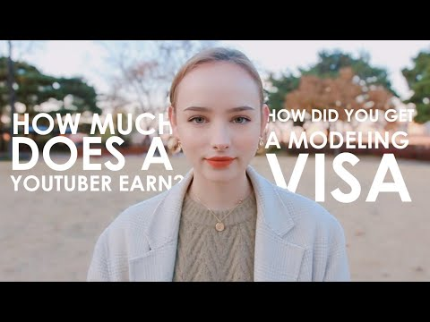 Being A YouTuber & Model In Korea 📷 Answering All Your Questions ! | Sissel