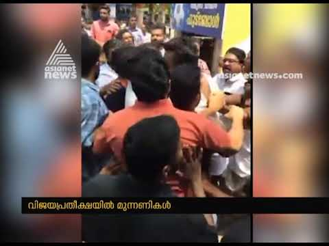 CPIM workers attacked Vadakara Parliament constituency independent candidate COT Nazeer