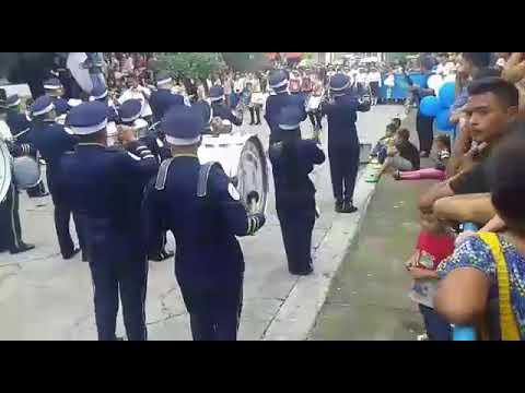 Banda de paz Carcamo, Guadalupe en Festival de banda San Sebastian