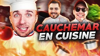 CAUCHEMAR EN CUISINE ! 🍳 (Overcooked 2 ft. Locklear, Doigby)