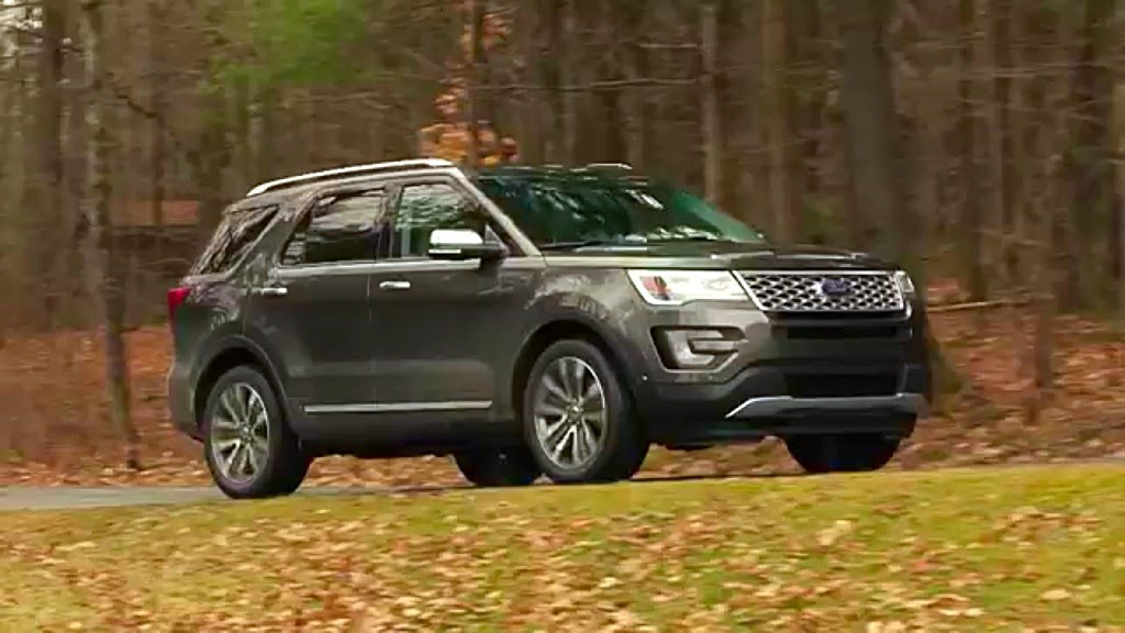 ford explorer platinum 2016 review testdrivenow youtube. Black Bedroom Furniture Sets. Home Design Ideas