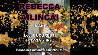 REBECCA AILINCAI  PROMO BWF 2019