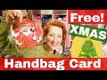Printable Christmas Purse Card Kit // Craft with me for FREE!