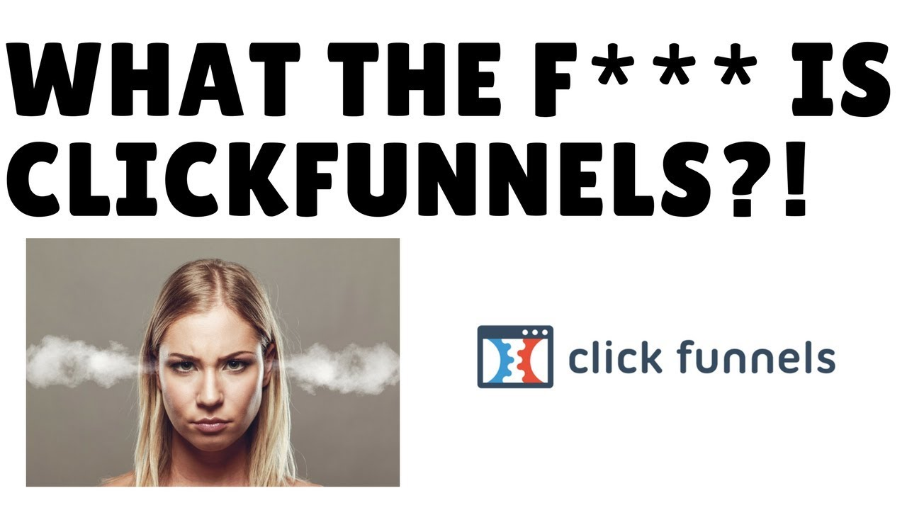 What IS ClickFunnels?!?! Watch this and find out...