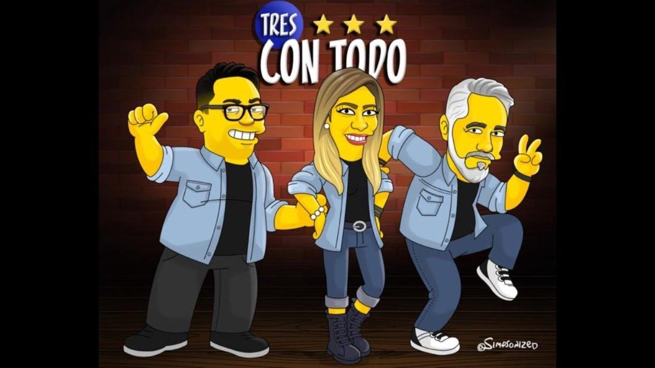 TRES CON TODO (E6)