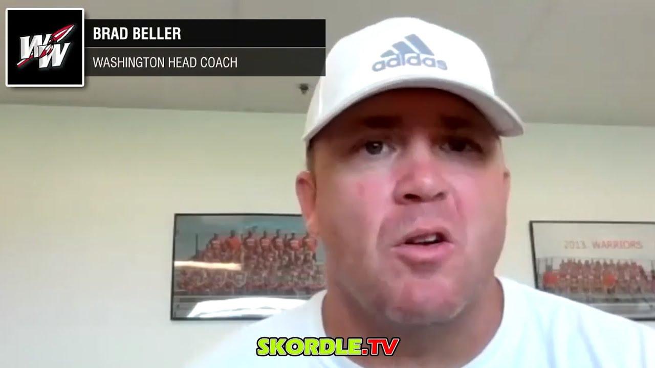 2021 Coaches Preview with Washington's Brad Beller