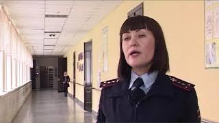 В Уфе полицейские провели урок безопасности для школьников