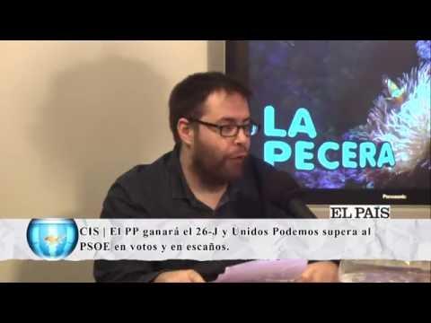 """Estudiando la encuesta del CIS en... """"La Pecera""""  (09/06/2016)"""