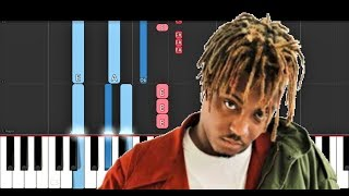Juice Wrld Fast Piano Tutorial.mp3