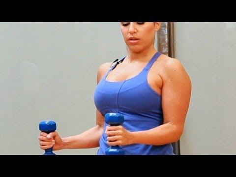 How to Do a Hammer Curl | Female Bodybuilding