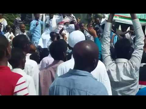 Protests in Somalia against US over Jerusalem