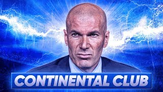 Why Zinedine Zidane Is The Next Big Manager To Get Sacked! | #ContinentalClub