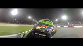 360 degrees on board with Zarco's pole record in Qatar!