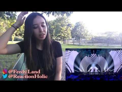 Sunstroke Project - Hey Mamma (Moldova) LIVE 2017 Eurovision _ REACTION